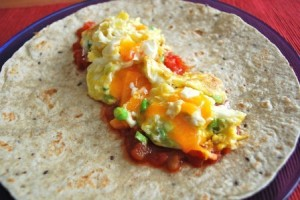 P90X workout review breakfast recipe