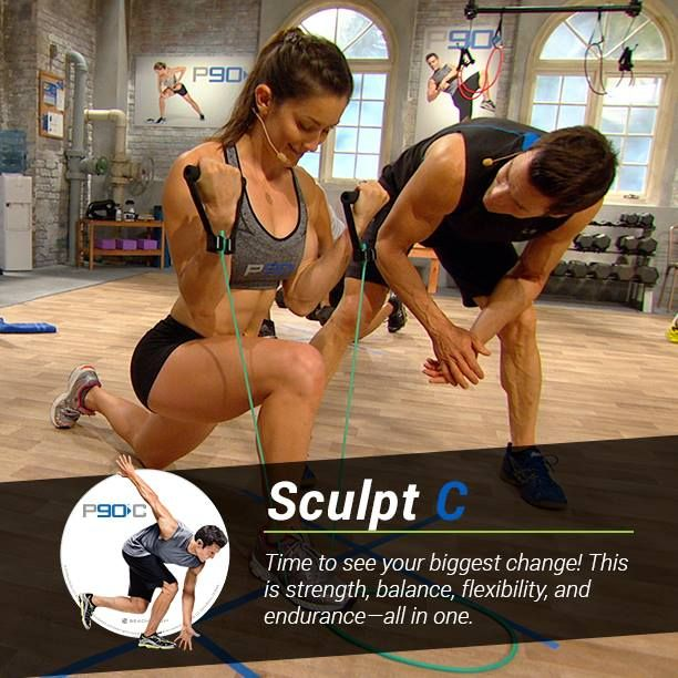 P90 workout review sculpt c