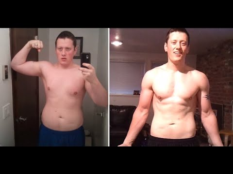 P90X workout review overweight guy transformation