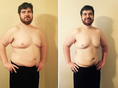P90 workout review transformation