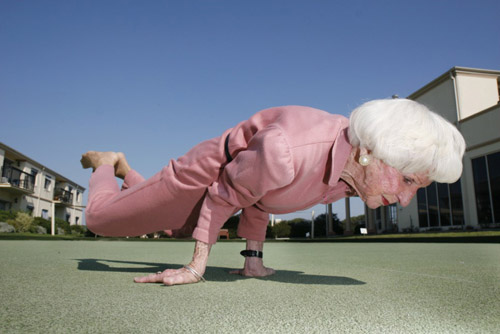 piyo workout elderly
