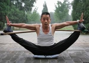 piyo workout stretch image